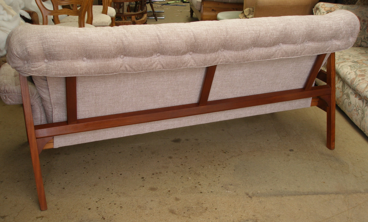 Retro Sofa Bristol Vintage Retro Danish Style Teak 1970s 3str Sofa Sale