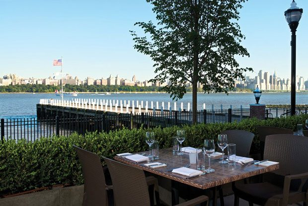 Food with a View Waterfront Dining