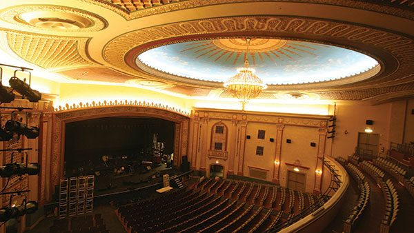 The Newly Restored Count Basie Theatre in Red Bank Boasts A Solid