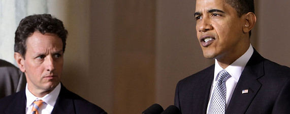 Obama says tighten up auto deal, DOW drops 254