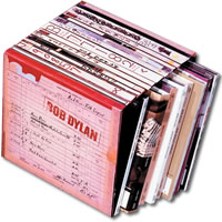 Bob Dylan Complete CD Box Set Fall 2012 photo