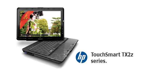 Touch-screen notebooks are here