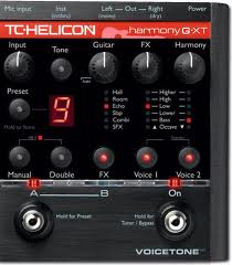 TC Helicon Harmony-G XT released
