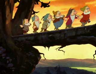 Image from Disney film Snow White