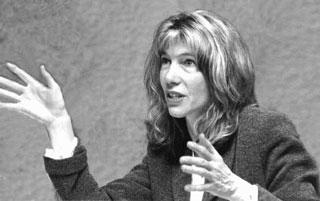 Linda McQuaig, writer and social commentator