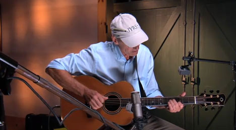 James Taylor guitar lessons