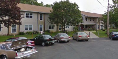 60 year old woman lay dead in her apartment for 5 months (photo Google Street View)