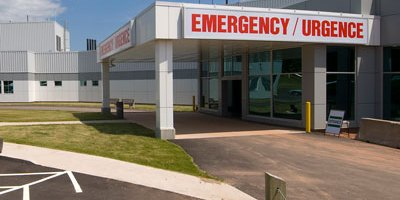 Queen Elizabeth Hospital Emergency (Province of PEI)