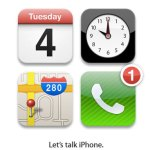 iPhone 5 to Launch Oct 4