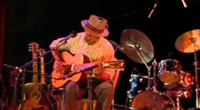 Walking Blues – Guy Davis