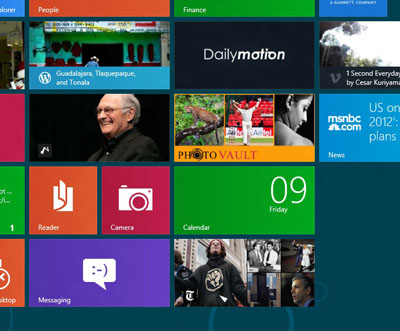 Win8CP live apps Windows 8 is cool but it is still a Beta photo