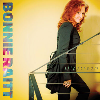 Bonnie Raitt slipstream Review   Bonnie Raitt CD Slipstream arriving April 10th photo