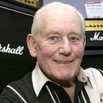 Jim Marshall father of loud rock dies