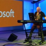 Jordan Rudess demo Windows 8 synthesizer