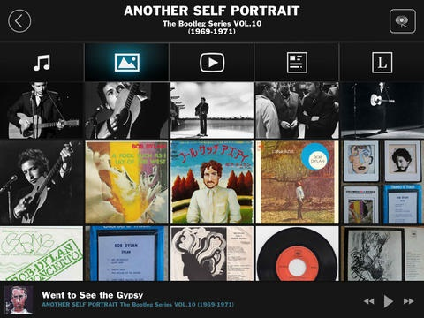 How They Built Bob Dylan The Bootleg Series Companion App