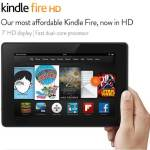Amazon Drops Kindle Fire HD To $119 For Cyber Mondays