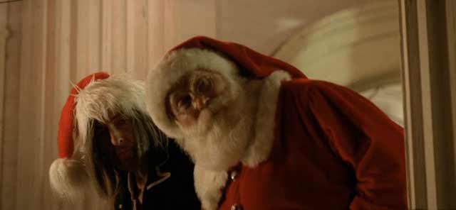 Dylan Rips Off Santa