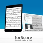 An iPad Can Replace a Yard of Music Books