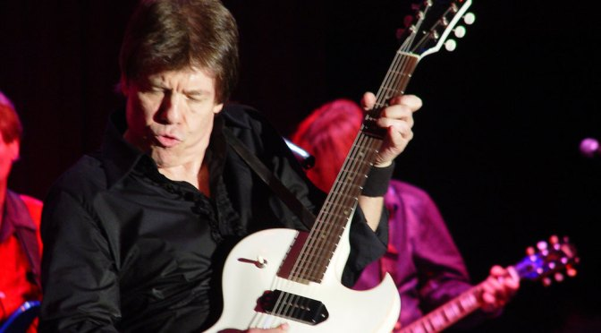 George Thorogood (Photo Tim Carter Creative Commons some rights reserved)