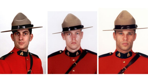 Donations Pour In For Families Of Slain Moncton Mounties