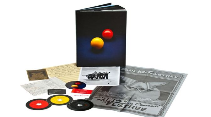Venus and Mars Deluxe Reissue