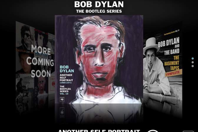 How To Restore Vol. 10 Dylan Bootleg Series Companion App