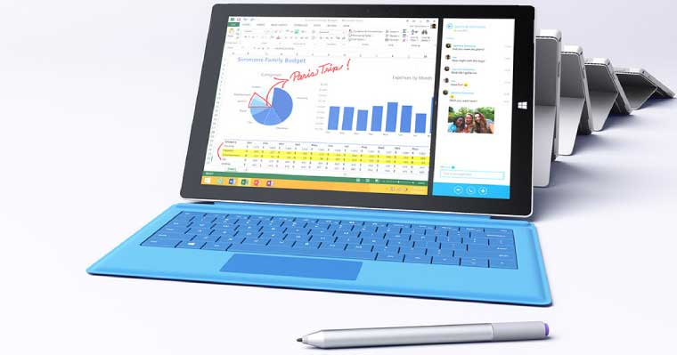 Surface Pro 3 Up to $200 Discount Today Only