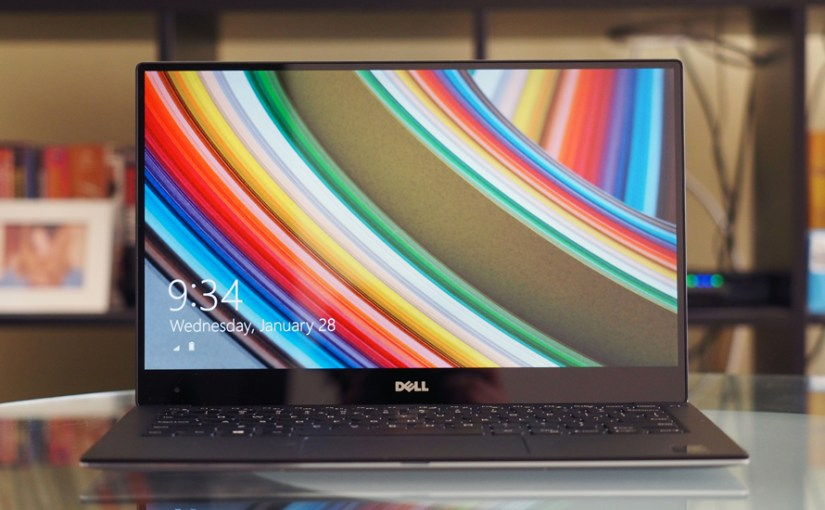 Dell XPS 13 Gives MacBook Air Fanboys a Choice