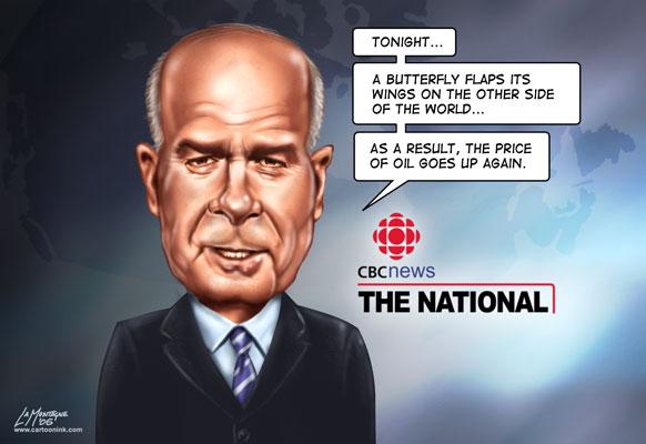 US Journalism School Pans Canada Media Mendacity