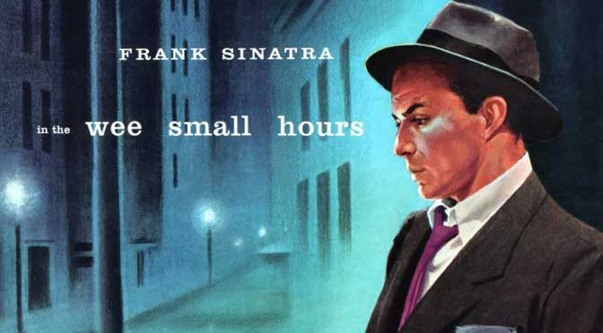 Frank Sinatra is the Gold Standard For Bob Dylan's Shadows In The Night