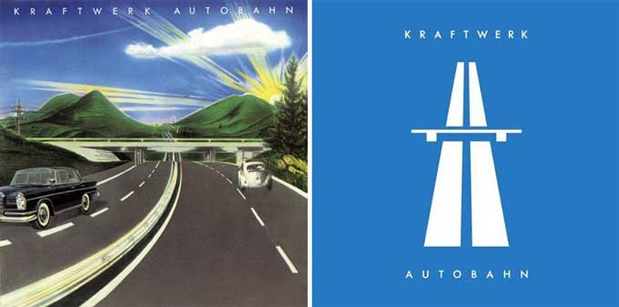 Grammy Hall of Fame Autobahn by Kraftwerk