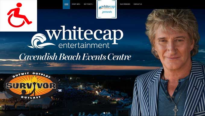 Will The Rod Stewart Concert in Cavendish Be Accessible?