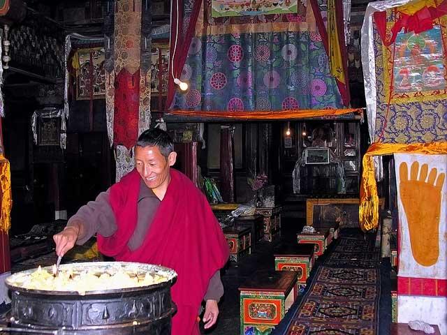 Tibet Mantra Palace