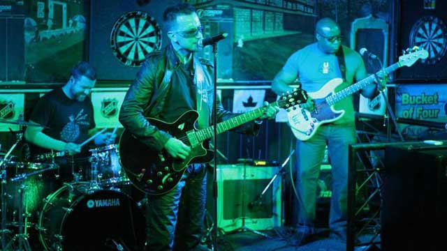 How a Canadian U2 Tribute Band Got Onstage With the Real Thing  Read
