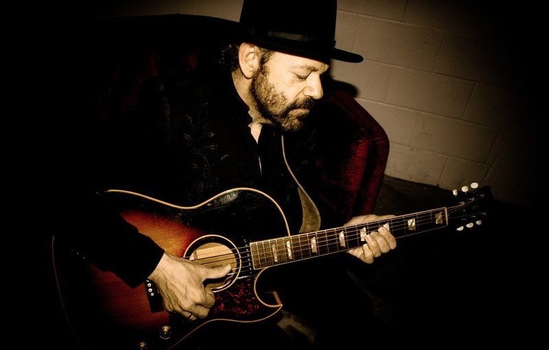 Stream Colin Linden's New CD Rich In Love