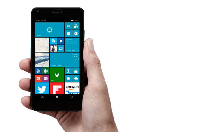 Microsoft Lumia 950XL (photo Microsoft)