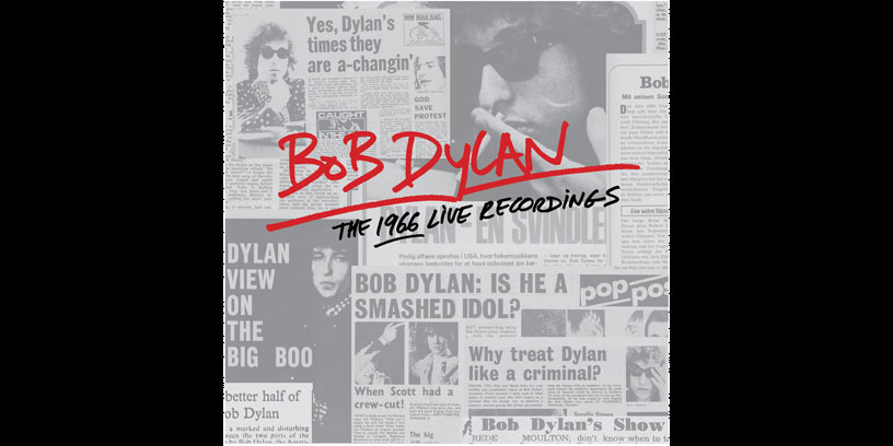 Every Date on Bob Dylan's 1966 World Tour Coming on 36 CD's