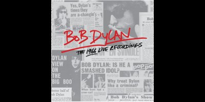 Bob Dylan 1966 World Tour Box Set