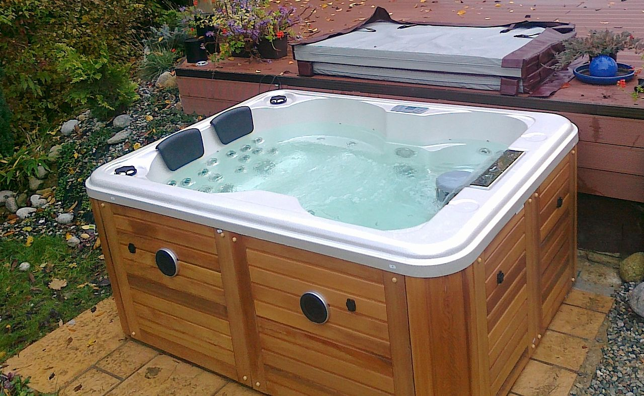 Jacuzzi Pool Aussen Keven Moore Without Proper Care A Hot Tub Can Be