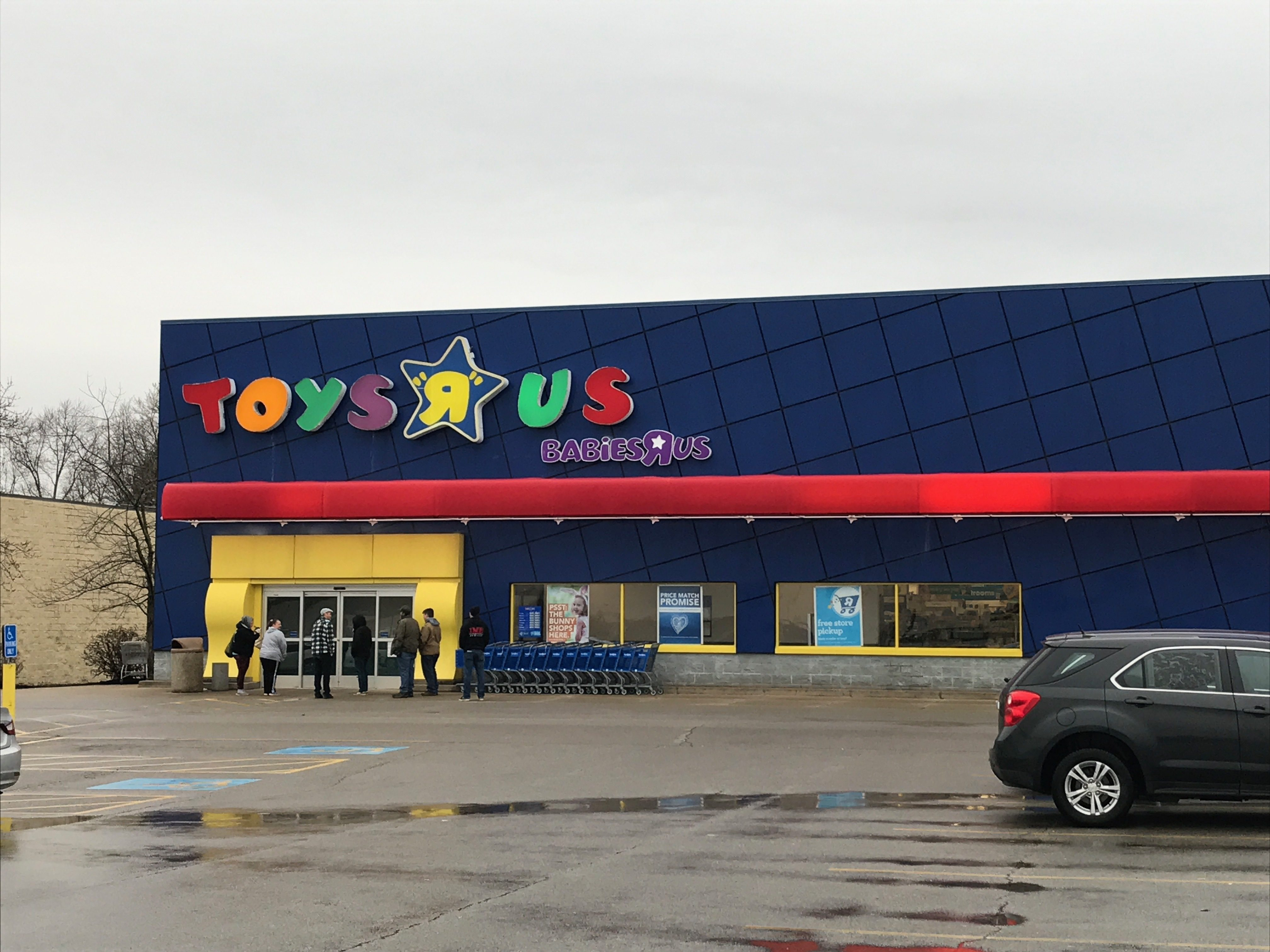 "Rus Toy U It's Official: Toys""r""us, A Place Kids Love To Visit And"