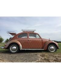 Classic Beetle rear roof rack - NLA VW Parts