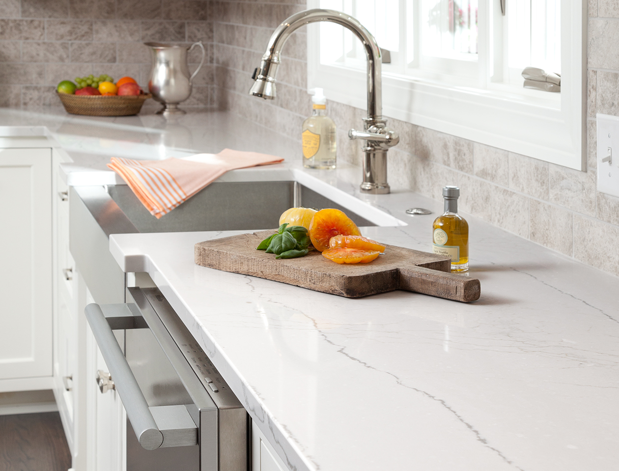 Do Brand Names Of Quartz Countertops Matter