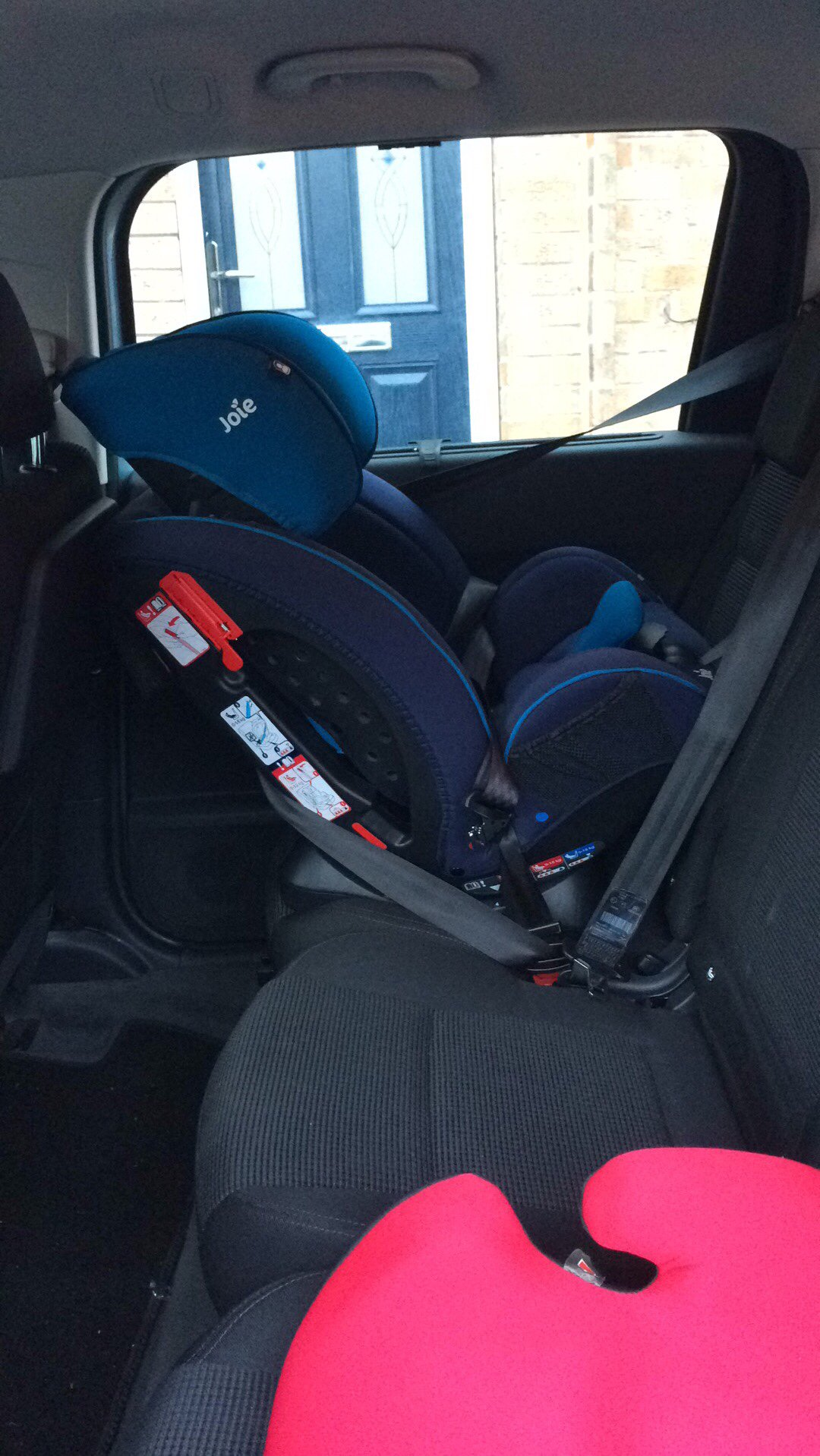 Maxi Cosi Car Seat On Mothercare Xpedior Mazda Bongo Ford Freda Car Seat Netmums