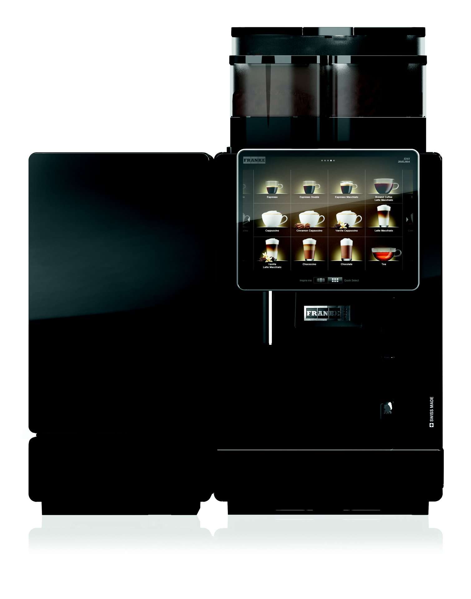 Franke Coffee Systems A800 Franke Coffee Systems North America Fastcasual