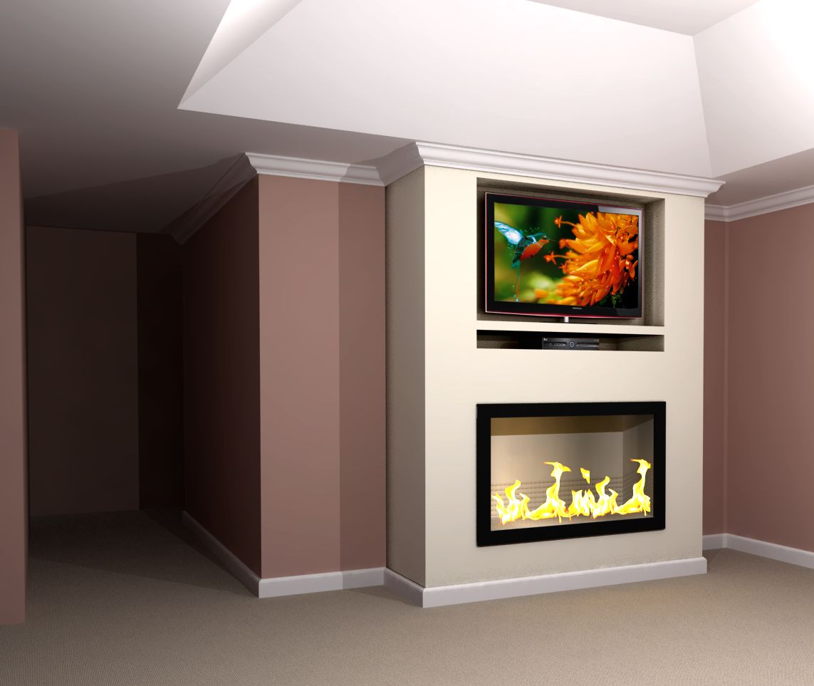 Fireplace Wall Units Modern Built In Tv Wall Unit Designs