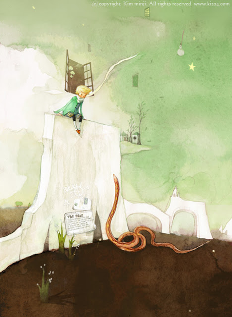 Cute Little Fairy Wallpapers The Little Prince Korean Artwork The Prince Of Prophecy