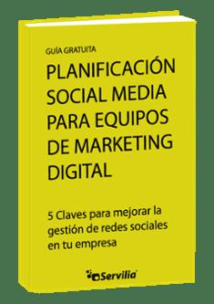 Planificación social media para equipos de marketing digital