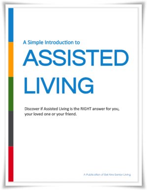 Assisted Living Ebook