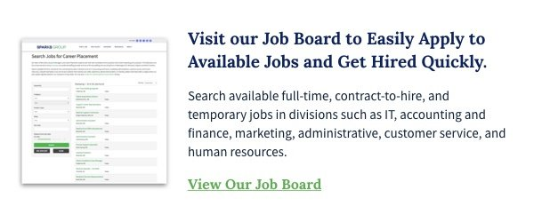 Find a Job Temporary Staffing Agency and Recruiting Firm