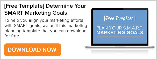 How to Set Aviation Marketing SMART Goals - Making Smart Marketing Plan